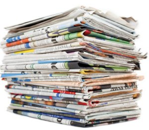newspaperstack