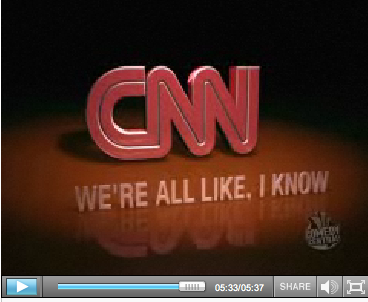 CNN, Where all Like, I Know