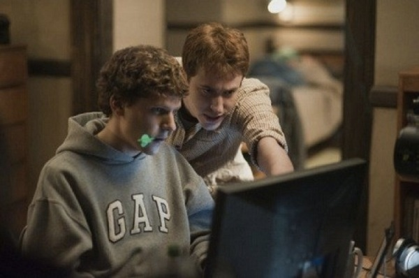 The social network movie main